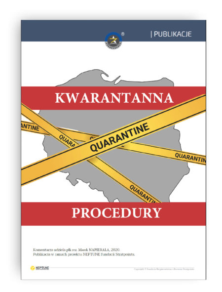 KWARANTANNA - PROCEDURY